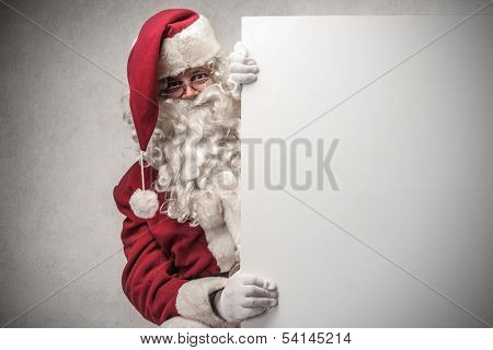 Promoting Santa