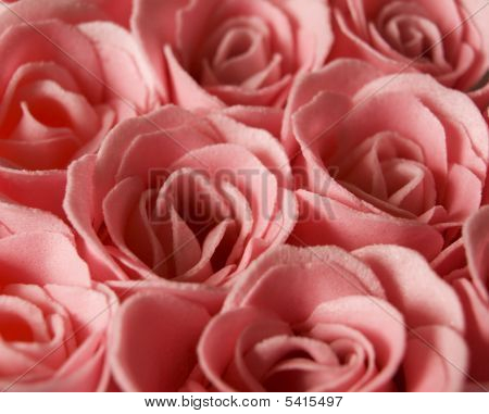 Aromatic Soap - Pink Rose