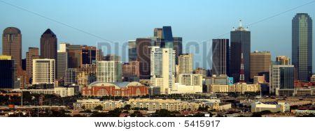 A Dallas Cityscape