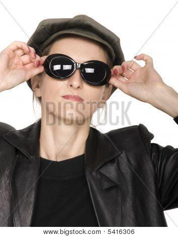 Fashion Dark Glasses