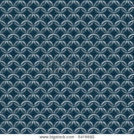 Chain Mail Seamless Wallpaper