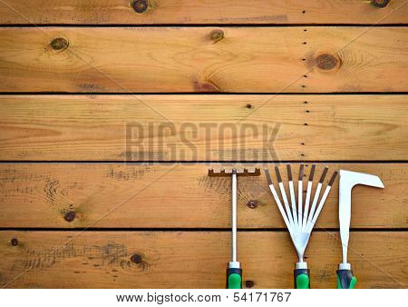 Gardener Background