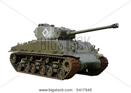 Vintage American Tank