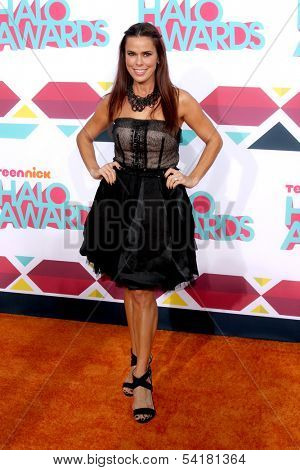 LOS ANGELES - NOV 17:  Rosa Blasi at the TeenNick Halo Awards at Hollywood Palladium on November 17, 2013 in Los Angeles, CA
