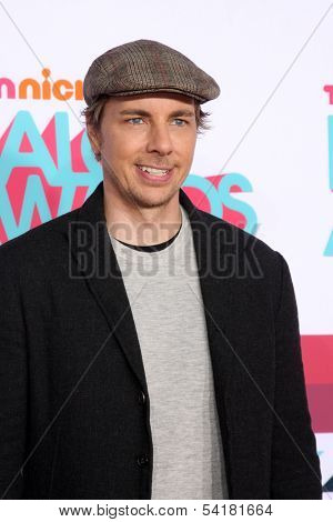 LOS ANGELES - NOV 17:  Dax Shepard at the TeenNick Halo Awards at Hollywood Palladium on November 17, 2013 in Los Angeles, CA