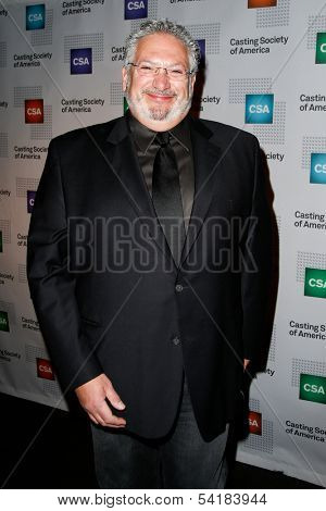NEW YORK-NOV 18; Actor Harvey Fierstein attends the CSA 29th Annual Artios Awards ceremony at the XL Nightclub on November 18, 2013 in New York City.