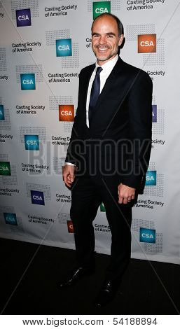 NEW YORK-NOV 18; Actor Michael Kelly attends the CSA 29th Annual Artios Awards ceremony at the XL Nightclub on November 18, 2013 in New York City.