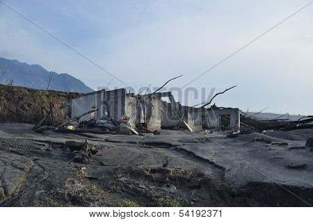 Houses Damaged by Disaster