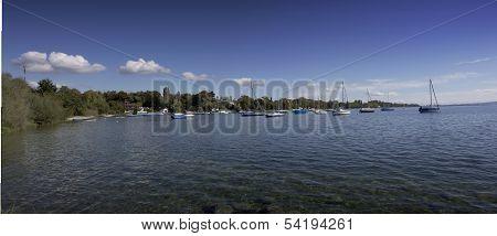 Lake, Sea