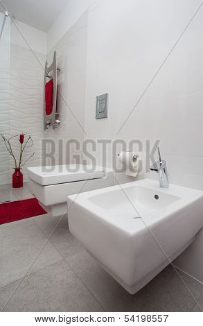 Cloudy Home - Toilet, Bidet