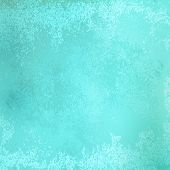 foto of paper craft  - Designed grunge turquoise paper texture background EPS 10 - JPG