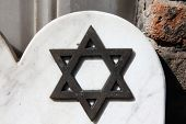 picture of hebrew  - Star of David  - JPG