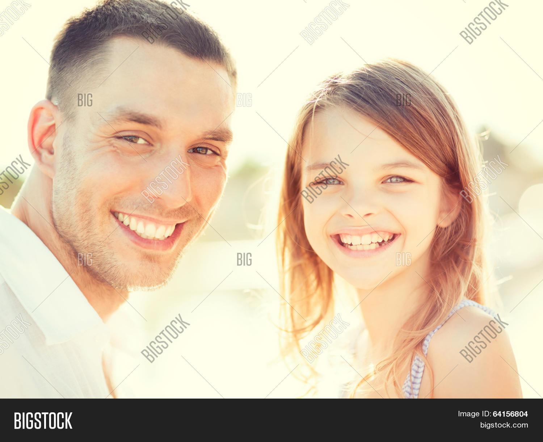 Отец девушка фото