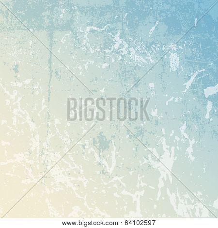 Detailed grunge background using pastel colours