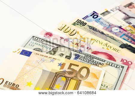 World Currency Banknotes