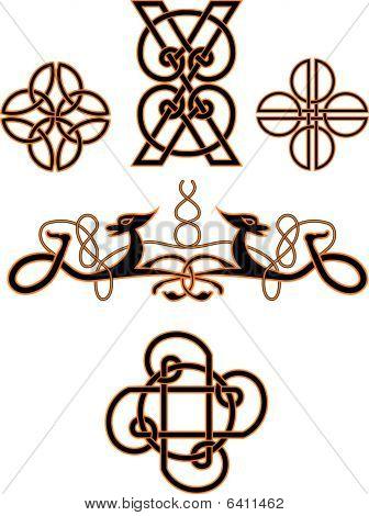 celtic spirals