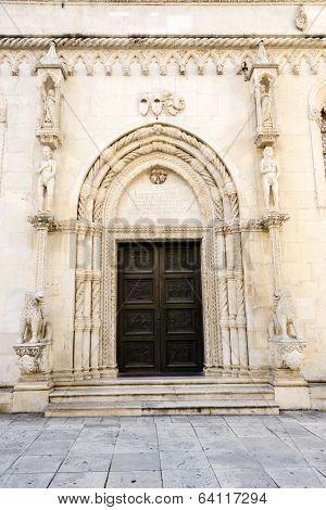 St. James's Cathedral. Shibenik (sibenik), Croatia