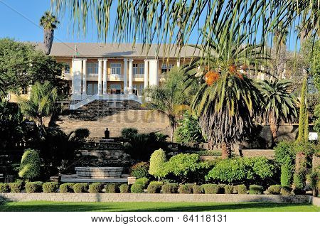 Parliament Building, Windhoek, Namibia