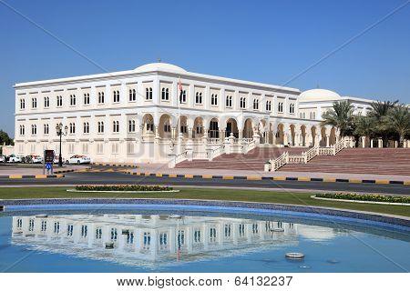 American University Of Sharjah, UAE