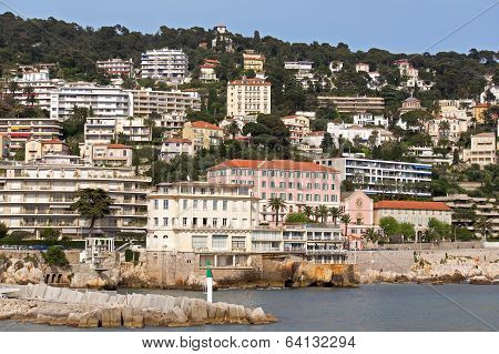Nice - Architecture Of Nice City