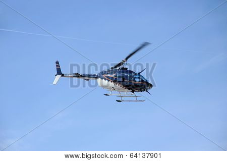 Flying Bell Helicopter