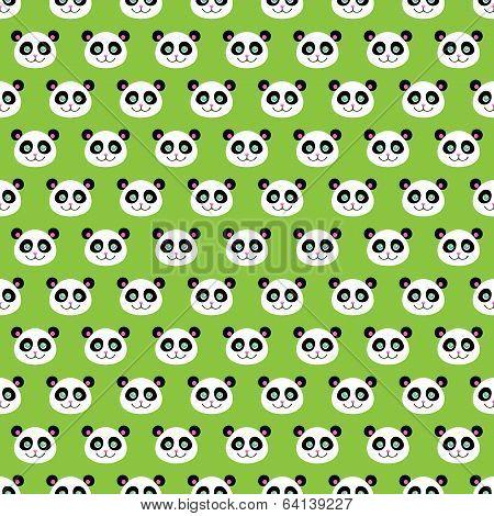 Smiling Pandas