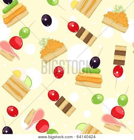 Canape vectors stock photos illustrations bigstock for Vector canape download