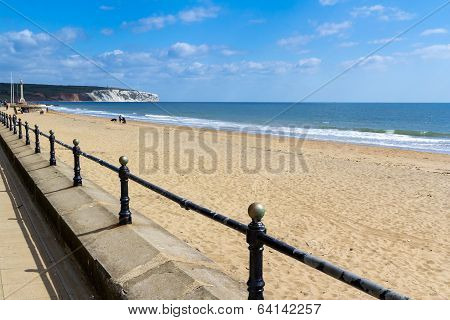 Sandown Esplanade Isle Of Wight
