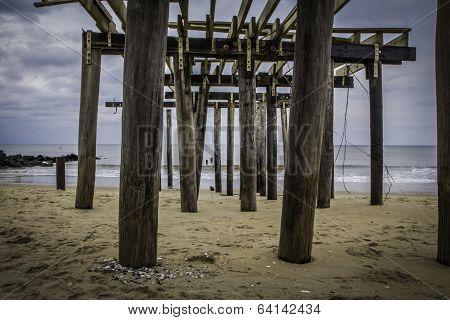 After Hurricane Sandy: Ocean Grove, New Jersey Fishing Pier 2