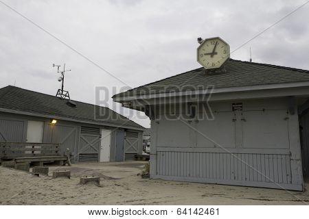After Hurricane Sandy: Ocean Grove New Jersey Bathhouses