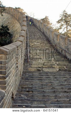 Climbing the Great Wall, Step by Step