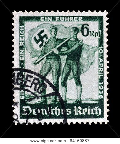 Germany Reich 1938