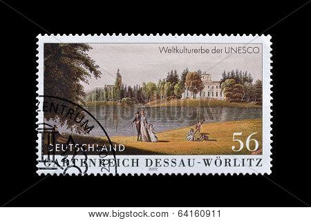 Germany stamp 2002