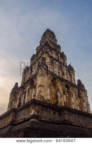 Brick Pagoda.