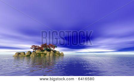 Islas del Pacífico romántico
