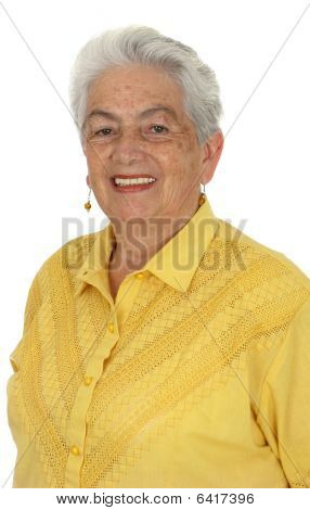 Woman Happy Smiling
