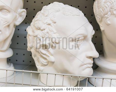 Head Of Gypsum
