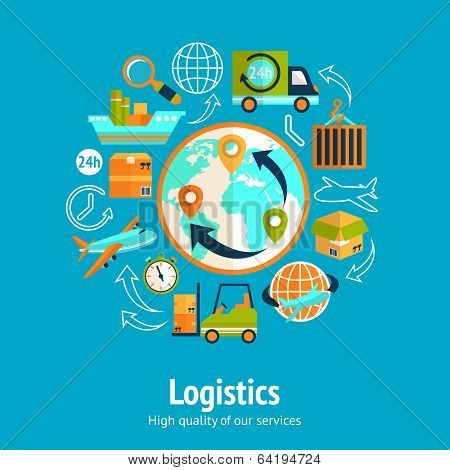 Logistic chain concept