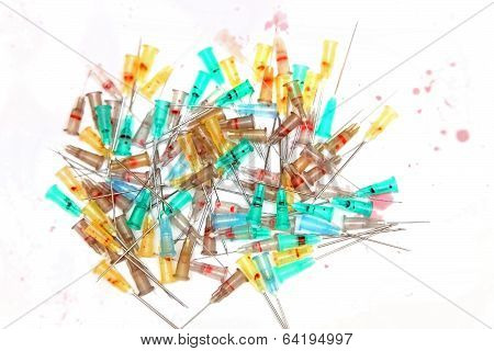 Used Needles