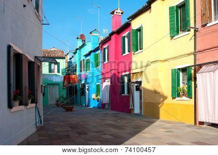 Venetian Houses