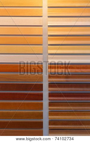 Wood Paint Colours