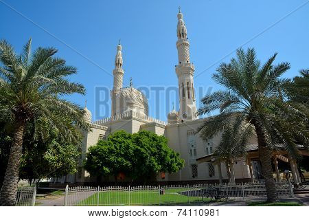 Jumeirah Mosque, Dubai City, Dubai