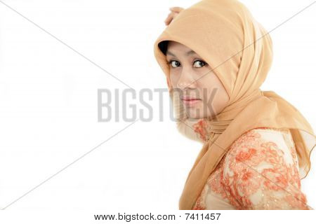 southeast asia muslim woman