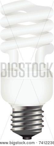 Photo-realistic energy saving lamp