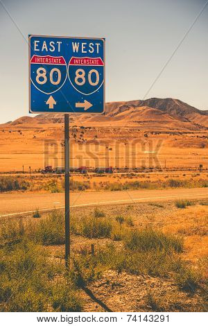 American Interstate I-80