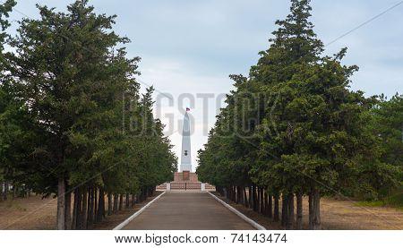 Monument. Sevastopol