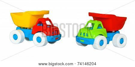 Two Toys Car