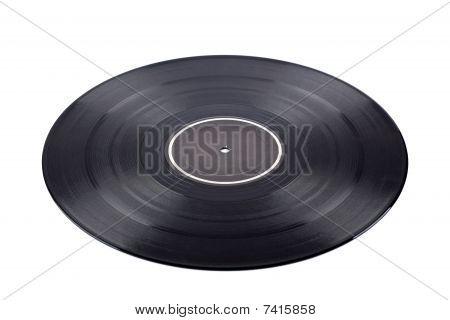 Dusty Vinyl Record