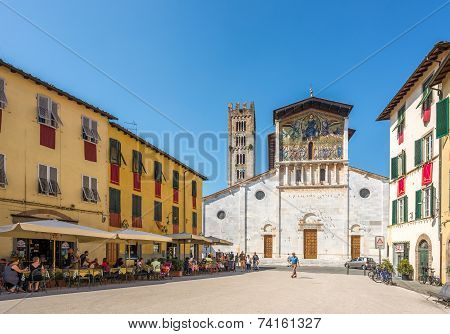 Church San Ferdinando In Lucca