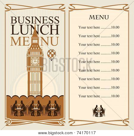 Business lunches